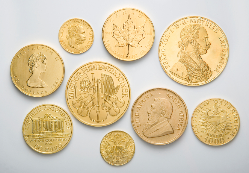 Sell Gold Coins & Bullion for Top Dollar | Arch Gold Refiners